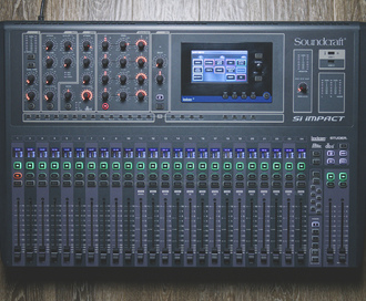 Our Guide to the Soundcraft Si Impact