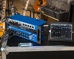 Soundcraft Ui24R receives MusicTech magazine's 'Choice' award