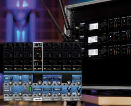 New Soundcraft Vi5000 and Vi7000 include native monitoring and control of Shure Digital Wireless Systems