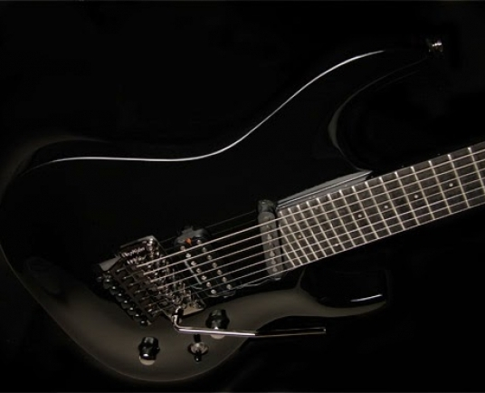 Washburn Parallaxe 29-fret models on their way to the UK