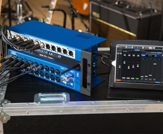 Our Guide to the Soundcraft Ui24R Remote Controlled Digital Mixer / Multitrack Recorder