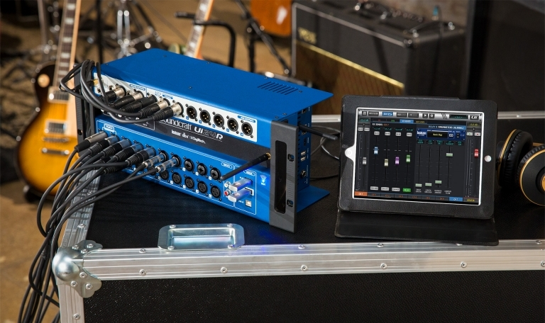 Our Guide to the Soundcraft Ui24R Remote Controlled Digital