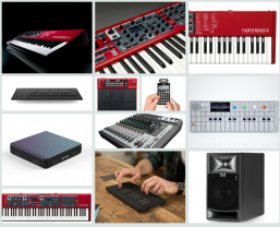 Sound Technology to showcase Nord, ROLI and Teenage Engineering at Synthfest UK this Saturday