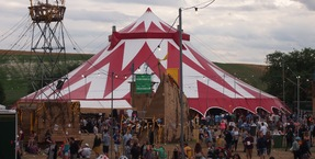JBL VTX takes over the big top at Standon Calling