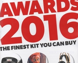 AKG K92 secures What Hi-Fi? award