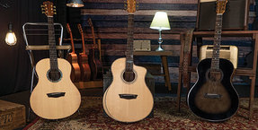 Washburn introduces the Bella Tono Series