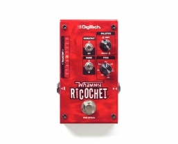 DigiTech Whammy Ricochet pedal now available