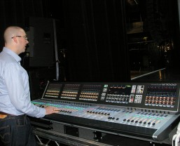 Indigo at the O2 installs twin Soundcraft Vi7000 consoles