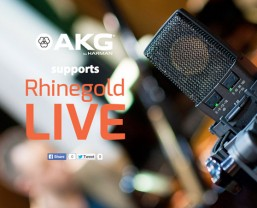 Rhinegold LIVE rely on AKG C414 microphones to capture intimate classical performances