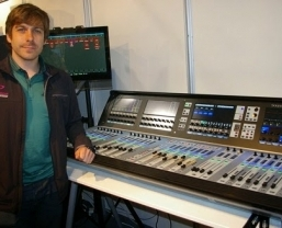 SSE Group makes immediate investment in new Soundcraft Vi3000