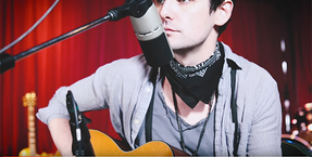 "VIDEO: Recording ""Better Man"" by Zane Carney with Apogee Element 46"