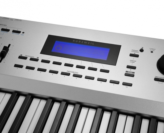 Kurzweil Artis 7 reviewed in MusicTech magazine