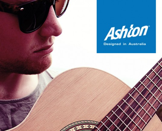 Extensive range of Ashton® stock arrives with Sound Technology Ltd