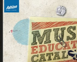 Discover Ashton®'s Back To School music education range