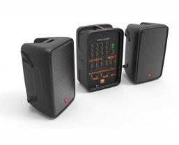 JBL Professional by HARMAN introduces new EON208P portable PA system at winter NAMM 2016