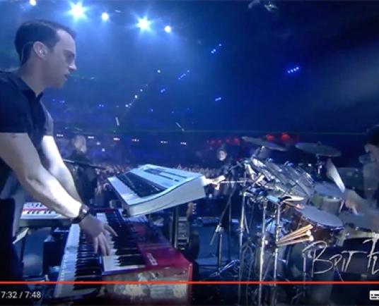 VIDEO: Rob Stringer from Brit Floyd discusses Nord Keyboards