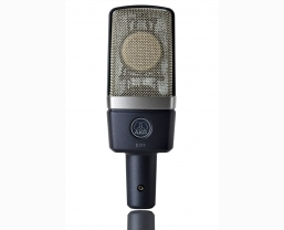 AKG C214 Stereo Set: First Review in Music Tech Magazine