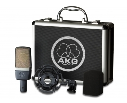 AKG C214 review in Audio Media