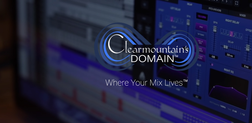 Bob Clearmountain's Personalized FX Signal Chain, Recreated in a Simple, Powerful Plugin