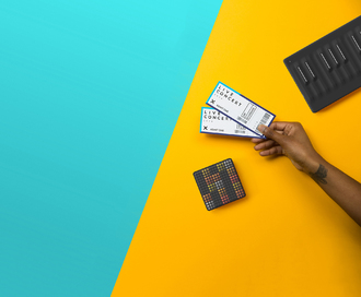 ROLI Promotion: Make Music, Live Music