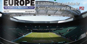 PSN Europe serves up front cover for HARMAN installation at Wimbledon AELTC