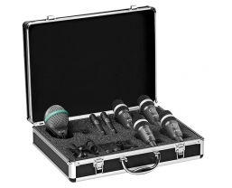 New AKG Drum Set Concert I microphone set launched at Winter NAMM 2016