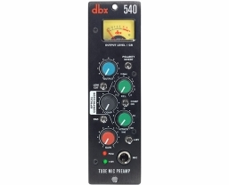 dbx by HARMAN introduces new 500 Series modules and two PowerRack 500 Series chassis at Winter NAMM 2016