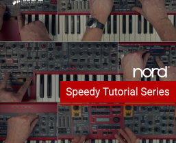 Nord UK distributor begins 52 week 'Nord Speedy Tutorial' Series