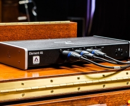 Apogee Element 46 and 88 Thunderbolt audio interfaces now shipping in the UK