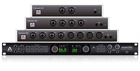 Get Apogee FX Rack plugins FREE with Ensemble Thunderbolt or Element Series interfaces