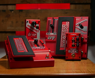 Our guide to the DigiTech Whammy pitch-shifting family