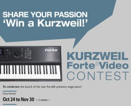 Win a Kurzweil® Forte in new video contest