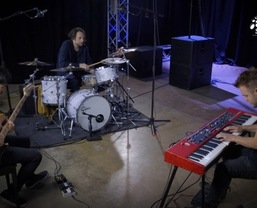 Second Gabriel Piers-Mantell live session featuring the Nord Stage 3 now online