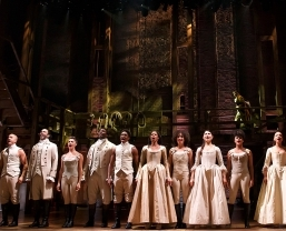 "Martin by HARMAN Helps ""Hamilton"" Shine on Broadway and Beyond"