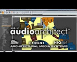 HARMAN Professional Ships HiQnet Audio Architect™ Version 1.0