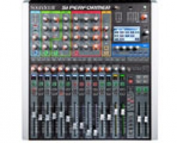 Soundcraft Performer 1 compact console with unprecedented mix power now shipping