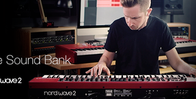 Introducing the J3PO Signature Sound Bank for Nord Wave 2
