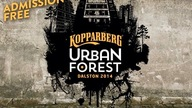 HARMAN Professional provides refreshing sound for Kopparberg Urban Forest Festival