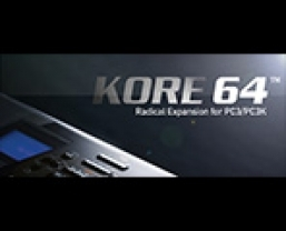 Kurzweil KORE 64™ expansion board for PC3/K Series ships in the UK…