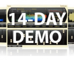 14-day demo version of Lexicon PCM Native Reverb Plug-in available