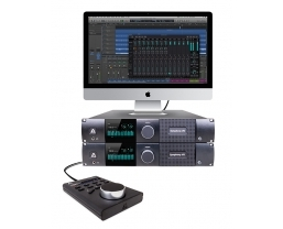 Apogee announces new Symphony Control Software for Symphony I/O Mk II audio interface