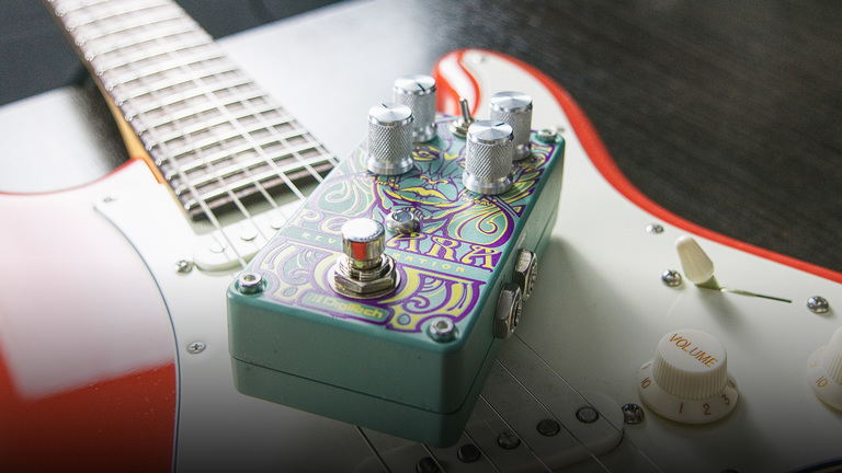 DigiTech Polara Reverb Pedal Showcase