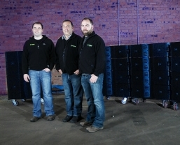 McCusker Pro-Audio in Northern Ireland invests in JBL VTX V20 system