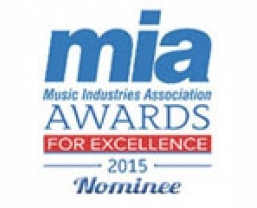 DigiTech, Larrivée and AKG nominated in 2015 MIA awards