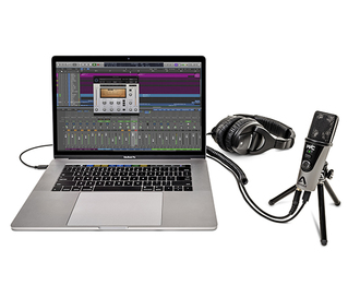 Apogee announces new MiC Plus USB microphone