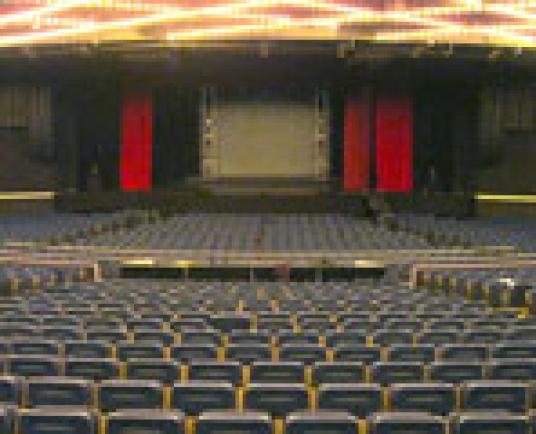 Jbl Professional Vtx Series Line Arrays Madison Square Garden Theatre