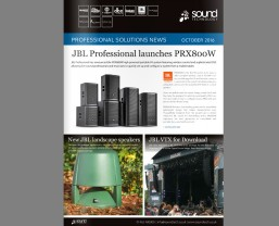 Our latest Pro Solutions Newsletter