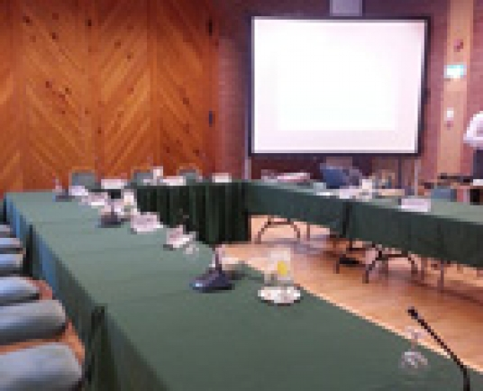 Niavac upgrade with 30 AKG CS3 conference systems