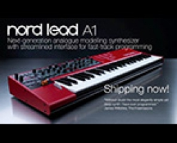 Nord Lead A1 ships today in the UK!