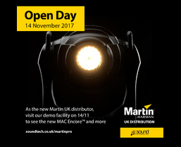 Martin Open Day at our Demo Facility